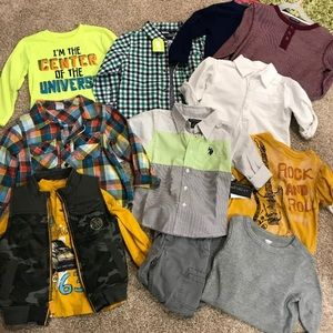 Boys 3t winter toddler bundle of clothes